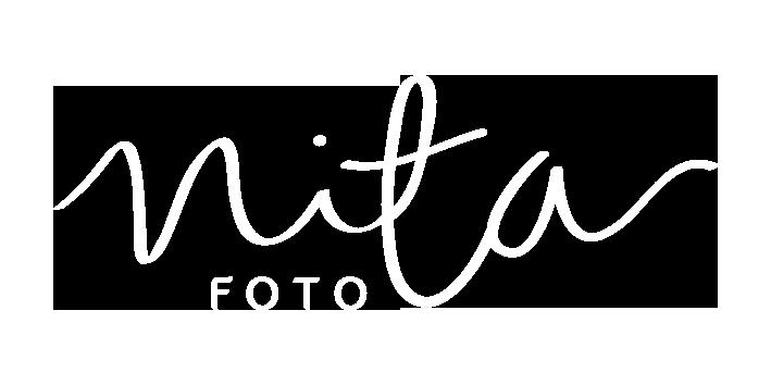 nitafoto logo hvit